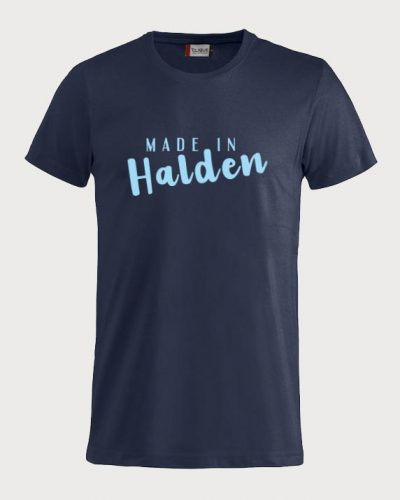 Made in Halden T-skjorte