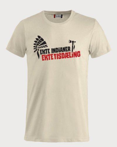 Ekte Tis'dæling T-skjorte