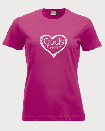 Guds favoritt hjerte T-skjorte