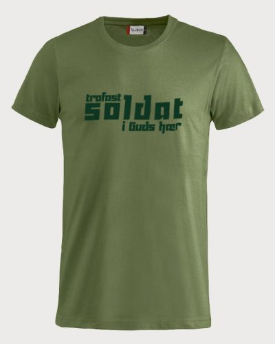 Trofast Soldat t-skjorte