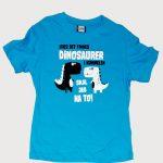 Dinosaur T-skjorte