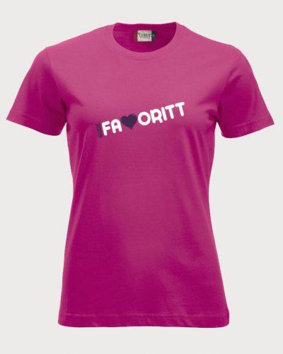 Guds favoritt T-skjorte