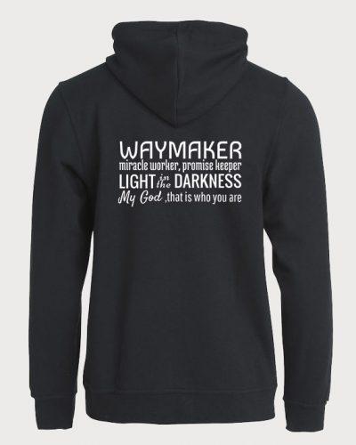 Waymaker Hettejakke