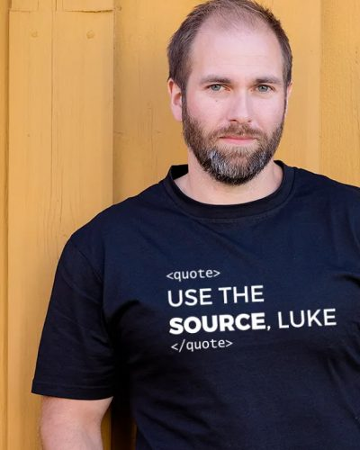Use the source, Luke