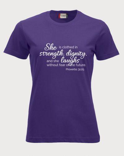 T-skjorte She