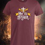 He is Risen – Herre