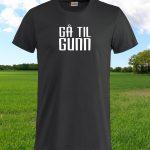 Gå til Gunn t-skjorte
